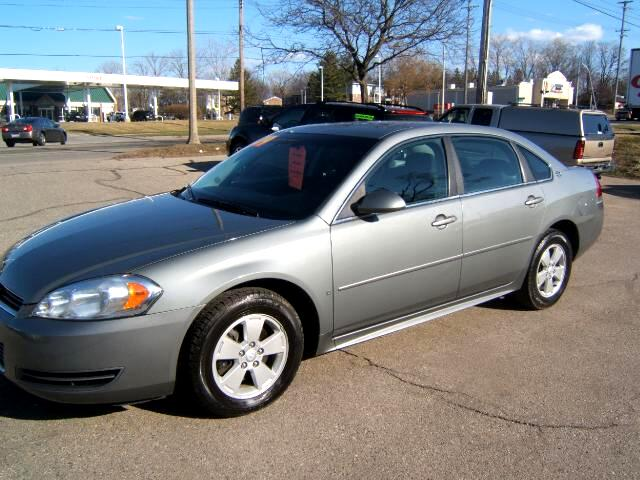 2009 Chevrolet Impala spotless inside and out  loaded power windows seat cd player locks mirrors l