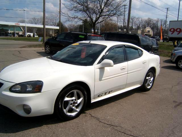 2004 Pontiac Grand Prix low milesGTP with 3800 supercharged spotless inside and out loadedpower wi