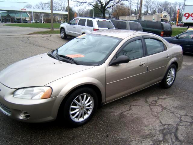 2003 Chrysler Sebring 29 mpg very sharp inside AND OUT LOADED POWER WINDOWS LOCKS CRUISE TILT CD P