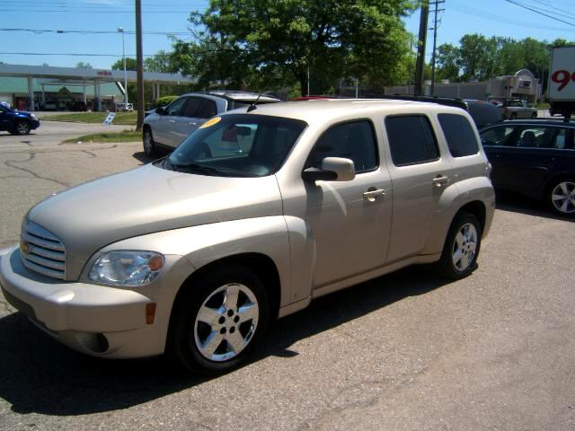 2009 Chevrolet HHR new car trade in vary sharp inside and out loaded power windows locks cd player