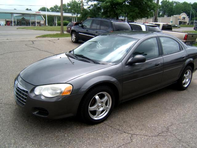 2004 Chrysler Sebring very sharp inside and out great gas mileage 30 mpg power windows locks cruis