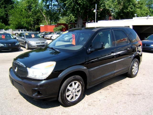 2004 Buick Rendezvous only 116k cd player windows locks tilt cruise loadednice body very clean suv