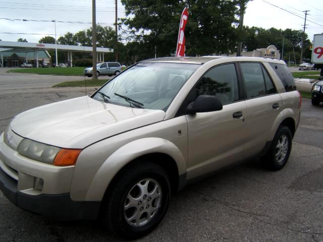 2002 Saturn VUE 4x4 very sharp inside and out new tires great body very clean inside loaded power