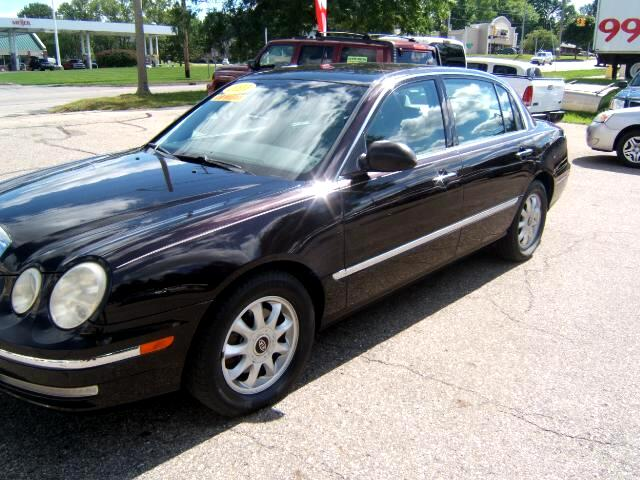 2004 Kia Amanti very sharp inside and out power windows locks tilt cruise tilt seat cd player load