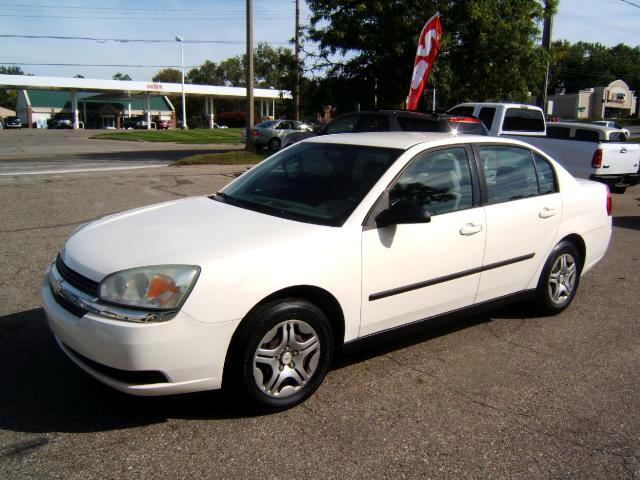 2004 Chevrolet Malibu only 80000 miles automatic cruise tilt cd player very sharp inside and out go