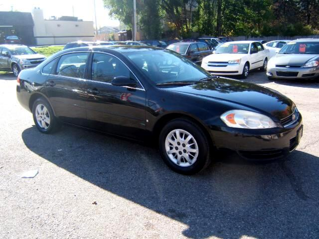 2006 Chevrolet Impala only 117k 3500 engine great gas mileage very sharp inside