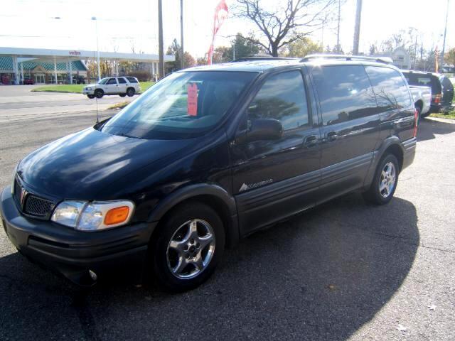 2004 Pontiac Montana van runs and drives very well power windows locks tilt cruise cd player rear a