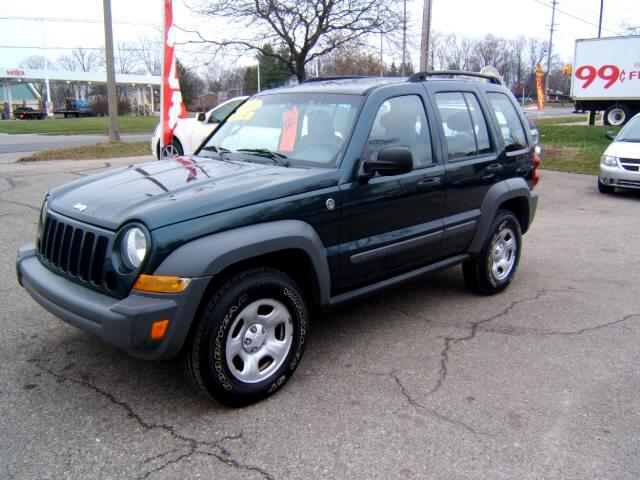 2005 Jeep Liberty very sharp inside and out 4x4 tires like new wranglers windows locks tilt cruise
