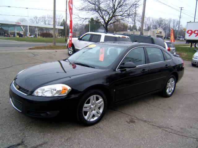 2006 Chevrolet Impala has a 3900 engine leather interior very sharp inside and ou tlt package powe