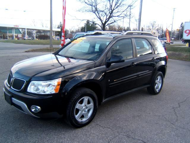 2006 Pontiac Torrent only 84000 miles 4x4 spotless inside and out loaded power windows locks mirro