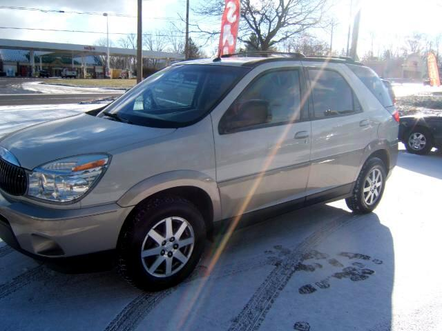 2004 Buick Rendezvous very sharp inside and out loaded third row seating power