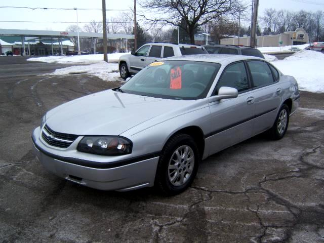 2004 Chevrolet Impala only 123k very clean car good gas mileagepower windows locks seat cd player