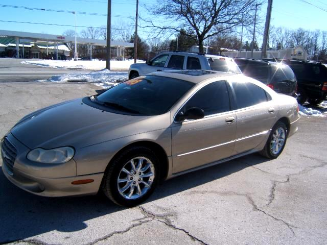 2002 Chrysler Concorde very sharp carlimited has a moon roof leather cd player heated power seats c