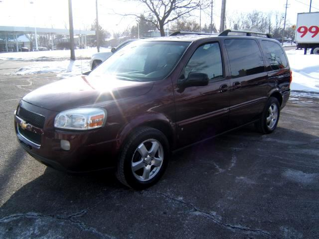 2008 Chevrolet Uplander very sharp inside and out has rear entertainment center dvd player cd play