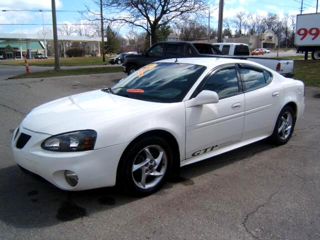 2004 Pontiac Grand Prix is a GTP 3800 very sharp runs and drives great loadedpowe seat cd player w