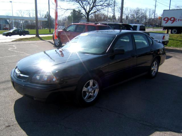 2005 Chevrolet Impala very sharp inside and out loaded power seats windows locks cd and cassette p