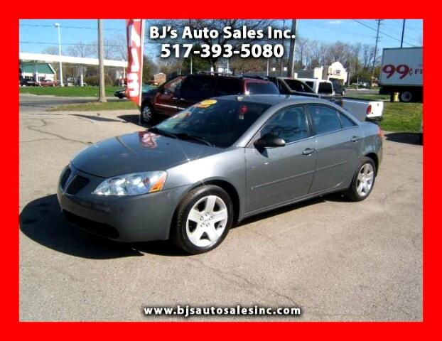 2009 Pontiac G6 a one owner caronly 106k miles very sharp inside ind out great