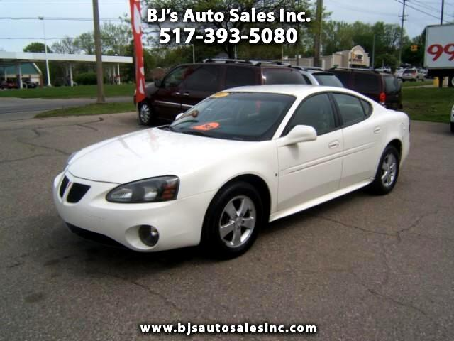 2008 Pontiac Grand Prix low miles 3800 engine loaded very sharp inside and out like new tires powe