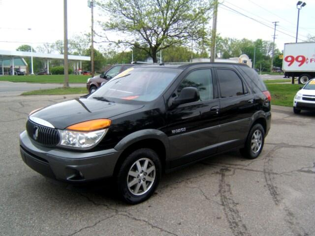 2003 Buick Rendezvous just 109k loaded power windows locks cd player mirrors se