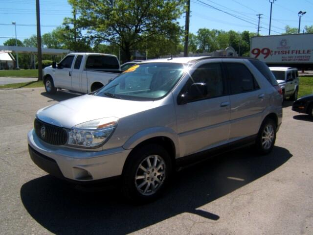2007 Buick Rendezvous only 118k third row seating loaded power windows locks cd player mirrors a v