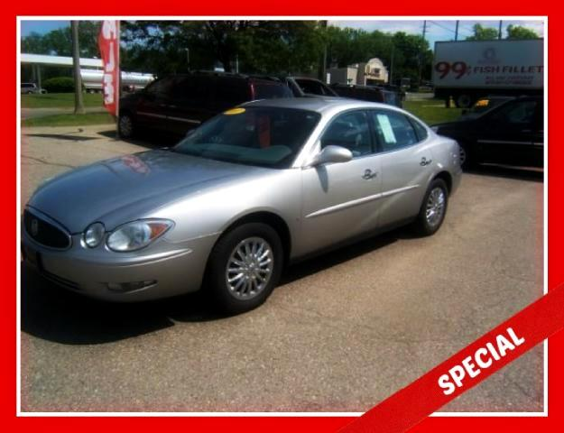 2007 Buick LaCrosse has a 3800 engine very sharp inside and out power windows locks tilt cruise cd