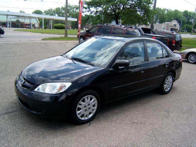 2005 Honda Civic very sharp car runs and drives like great new tires power windows locks cruise cd