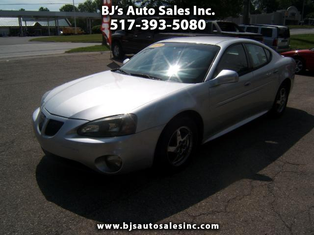 2004 Pontiac Grand Prix 3800 engine good gas mileage very clean loaded GT2 chrome wheels power wind