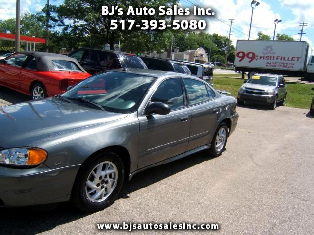 2004 Pontiac Grand Am very sharp car inside and out v6 leather power windows locks cd player heated