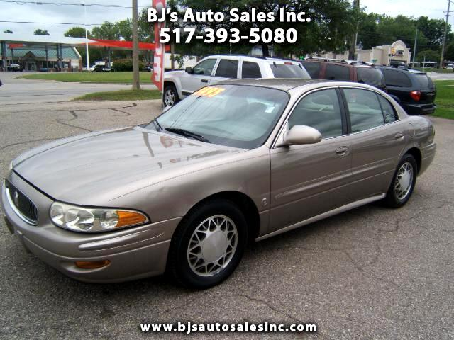 2001 Buick LeSabre one owner car clean inside and out has a 3800 engine new tires good gas mileage