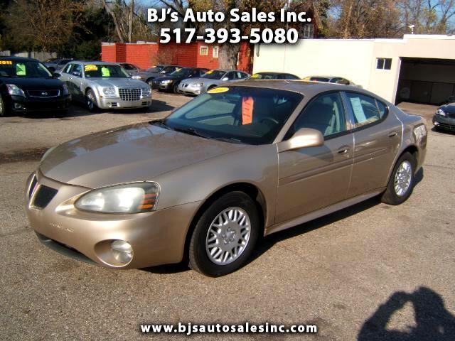 2004 Pontiac Grand Prix very sharp car 38oo engine runs and drives great power windows locks tilt
