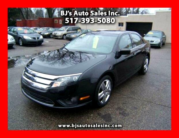 2011 Ford Fusion loaded power windowslocks tilt cruise mirrors power seatscd player  this is a ver