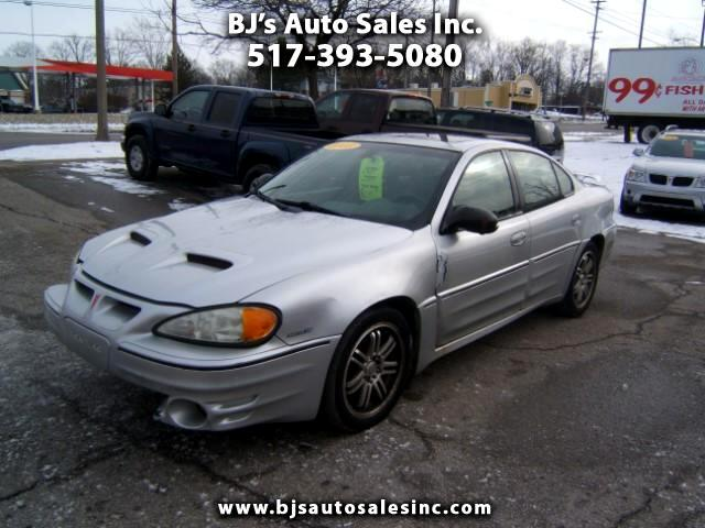 2003 Pontiac Grand Am has some rust clean interior runs good just transportation good heater only