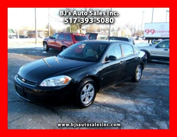 2008 Chevrolet Impala this is a very sharp car inside and out cd player power