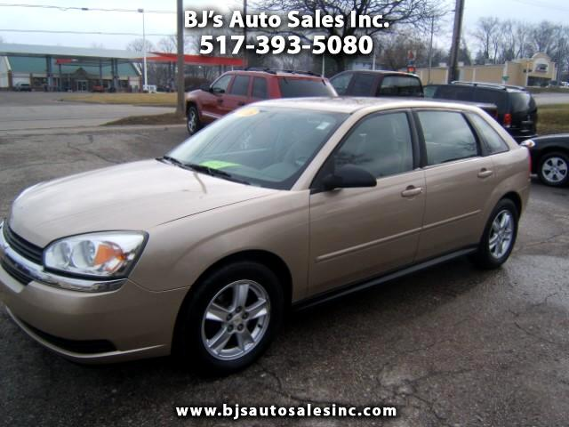 2005 Chevrolet Malibu Maxx v6 hatchback rear sunroof very sharp inside and out