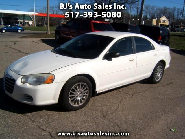 2006 Chrysler Sebring has a v6 engine new front rotors and pads popwer windows locks tilt cruise cd