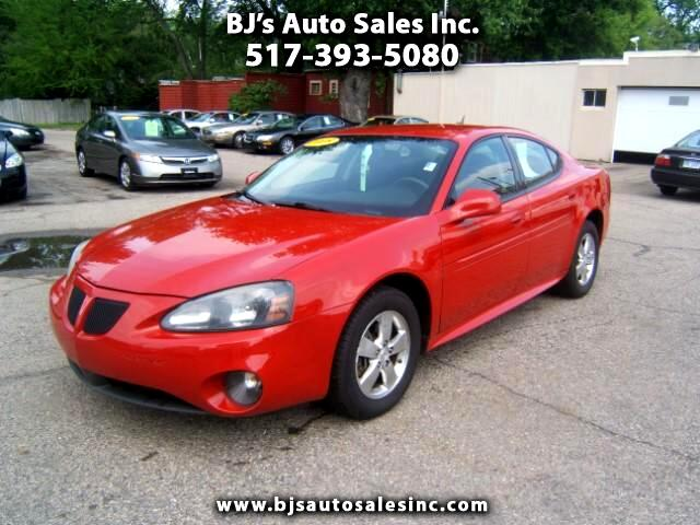 2008 Pontiac Grand Prix a one owner very sharp car loaded good gas mileage run