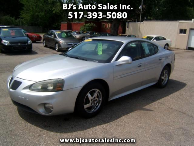 2004 Pontiac Grand Prix 3800 engine chrome wheels leather interior very clean car power windows l