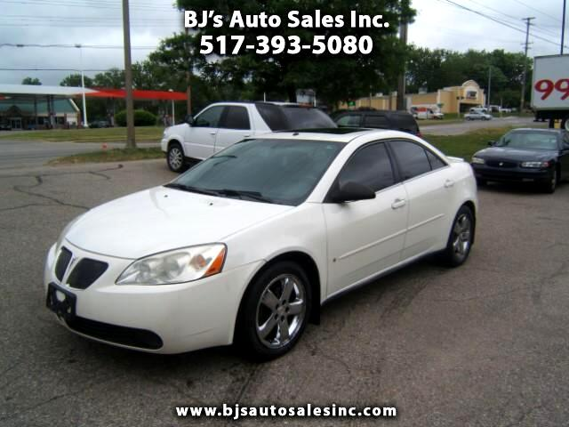 2007 Pontiac G6 very sharp car inside and out only 123k loaded power seat windows locks cd player