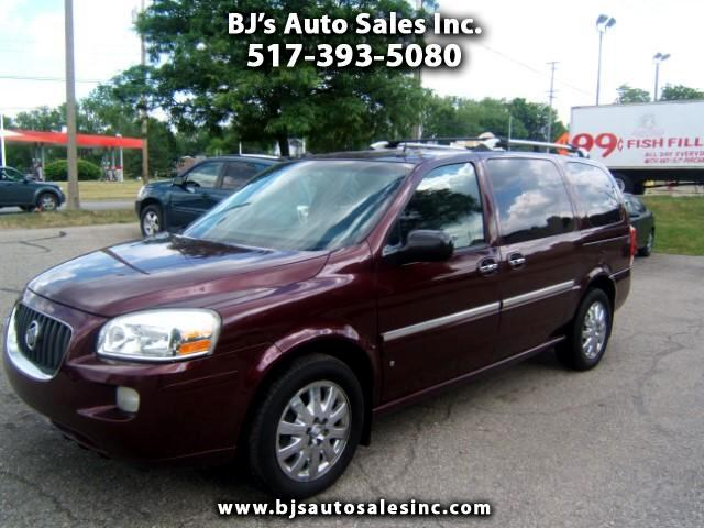 2006 Buick Terraza very sharp inside and out 4x4 has a third seat Entertainment Center dvd player