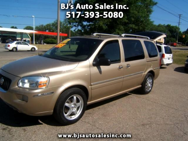 2005 Buick Terraza very sharp inside and out has third row seating leather interior tv entertai
