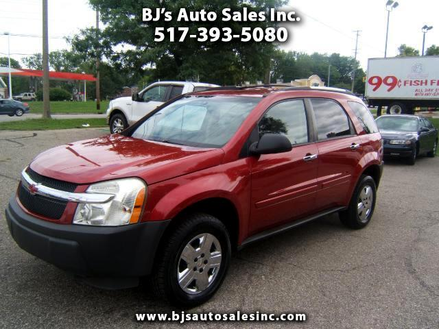 2005 Chevrolet Equinox very sharp inside and out like new has a pioneer radio with screen  power