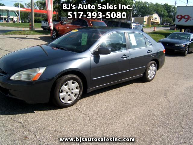 2003 Honda Accord very clean inside and out runs and drives very well power windows locks tilt cru