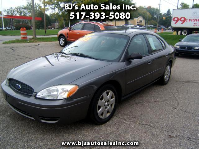 2005 Ford Taurus runs and drives very well has power windows locks tilt cruise
