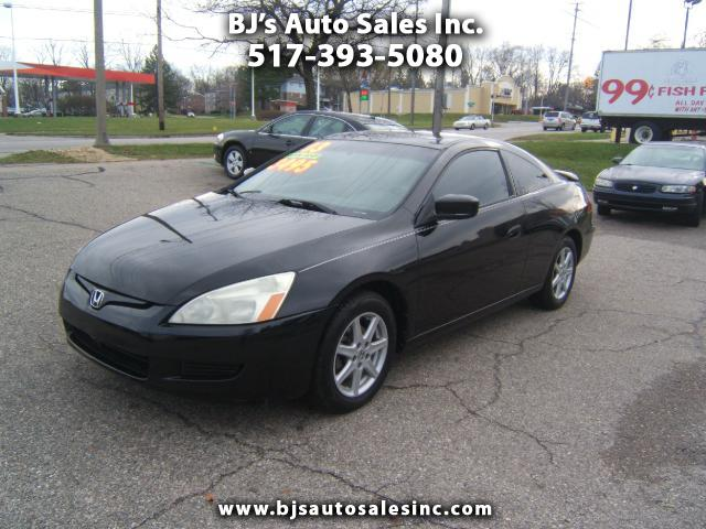 2003 Honda Accord very sharp low miles moon roof power windows 6 disc cd player cruise tilt heated