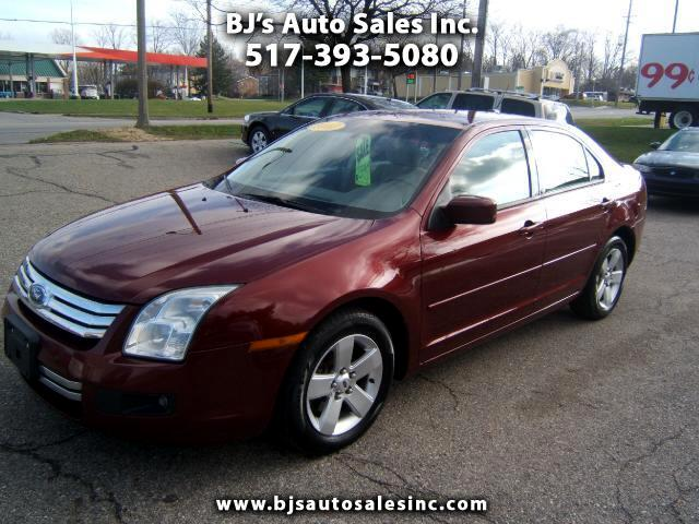 2007 Ford Fusion very sharp car inside and out great gas mileage loaded power