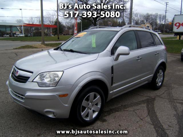 2009 Saturn VUE 0nly 82000 miles XR package leather power seats windows cd player locks tilt cruise