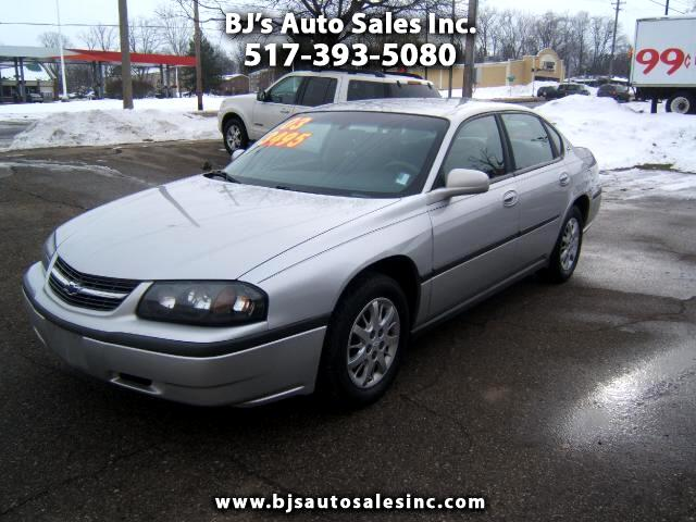 2003 Chevrolet Impala only 134k miles power windows locks tilt ceuise scd playe