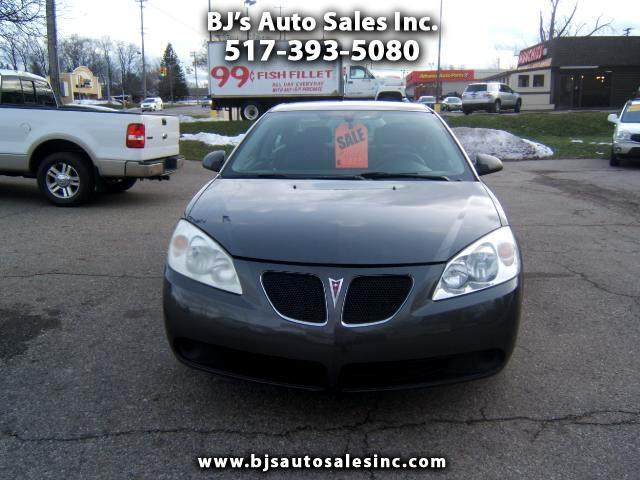 2007 Pontiac G6 very sharp inside and out runs great like new tires great gas