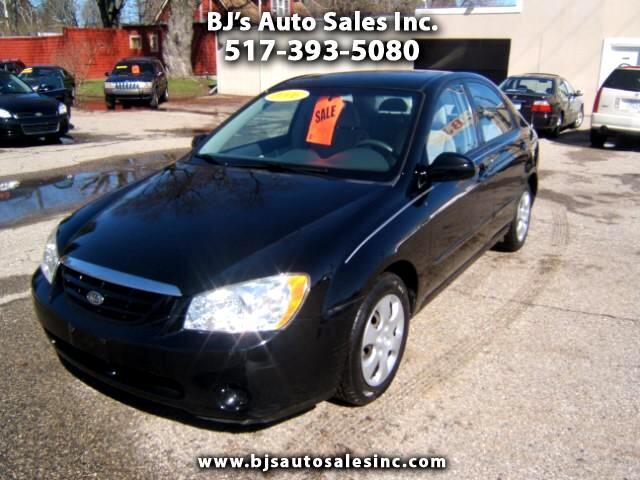 2006 Kia Spectra very clean good miles- runs and drives great a jvc Pandora radio power windows l