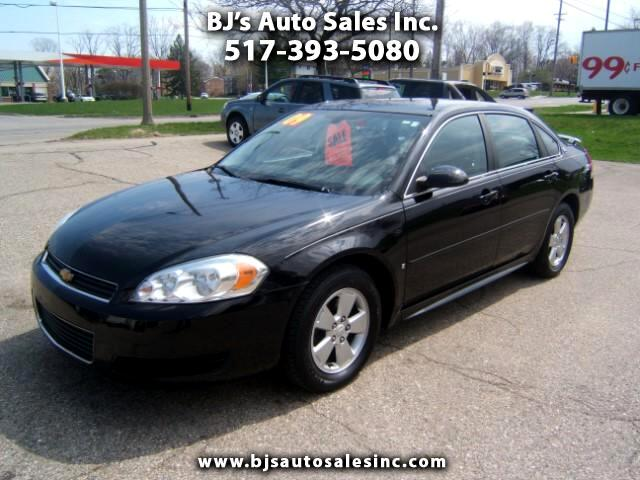2009 Chevrolet Impala vary sharp inside and out power seats leather interior cd player power window